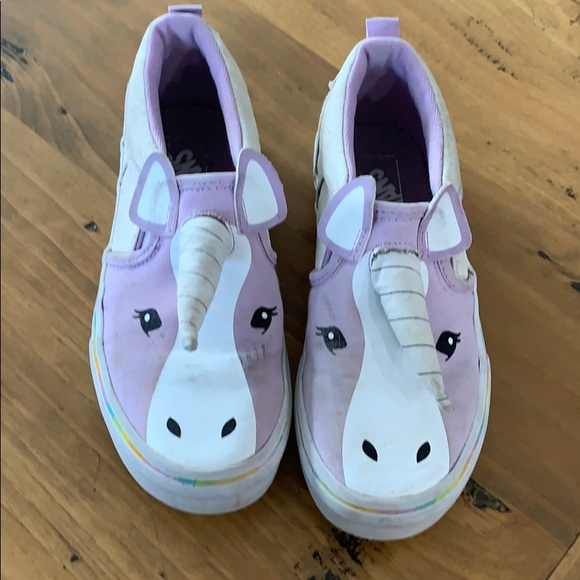 Vans Shoes | Unicorn Size 2 | Poshmark